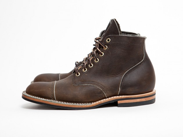Canadian Made: Viberg Boot
