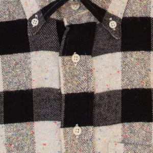 GBV Plaid Colour Fleck