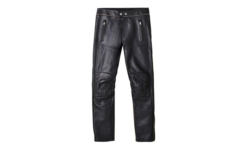 Isabel Marant X H&M leather pants